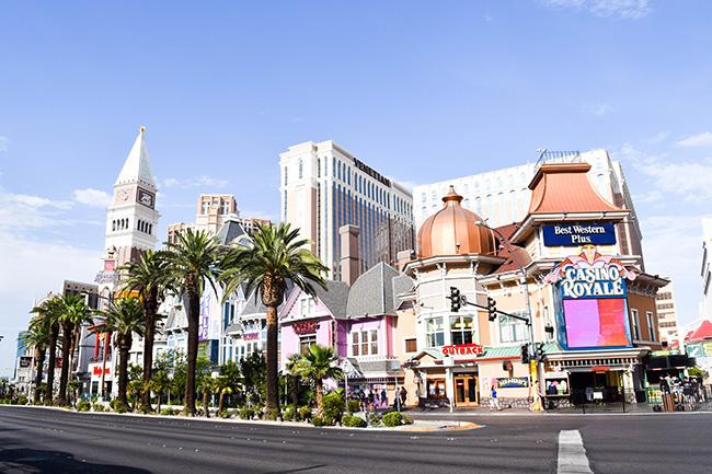 Mimosas and Manhattan | Las Vegas