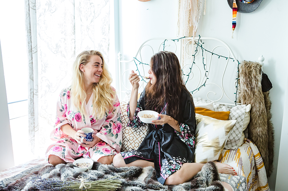 Mimosas and Manhattan | 5 Easy Steps to Jump Start Your Morning Routine