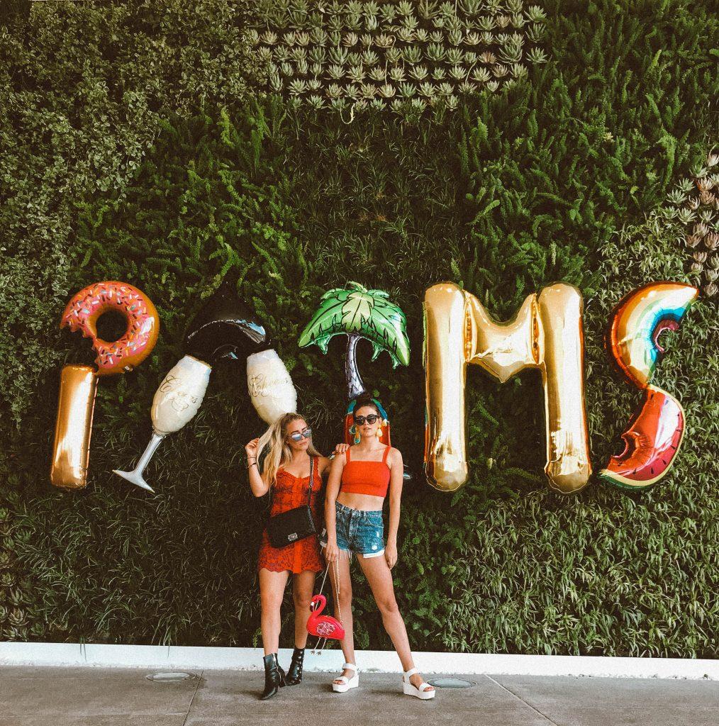 Mimosas and Manhattan   Viva Las Vegas – Palms Casino
