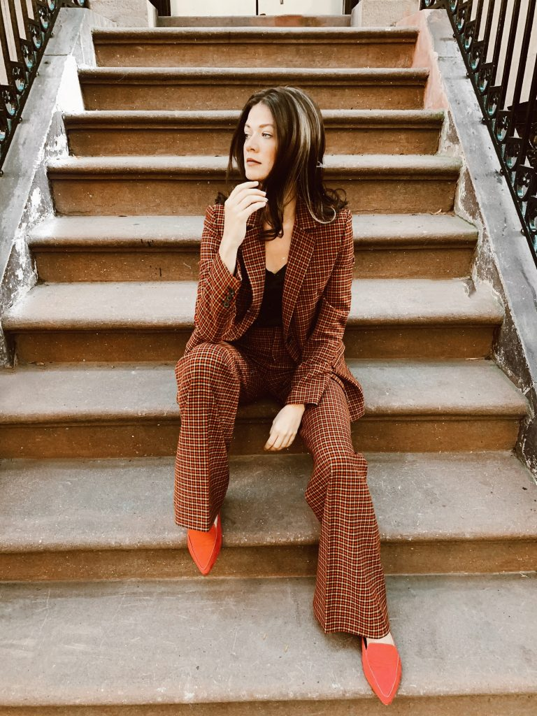 Mimosas and Manhattan   Suits for Fall