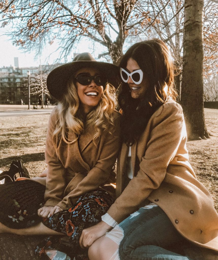 Mimosas and Manhattan | Camel Coats For Fall
