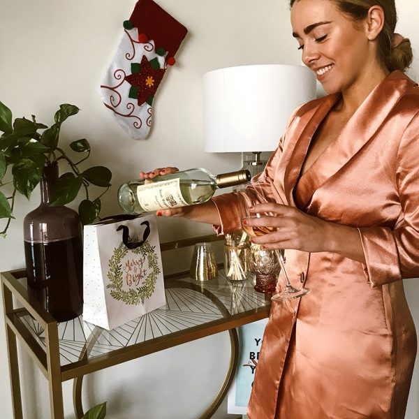 Mimosas and Manhattan | My Favorite Holiday Tradition + The Rules of 'Cheersing'