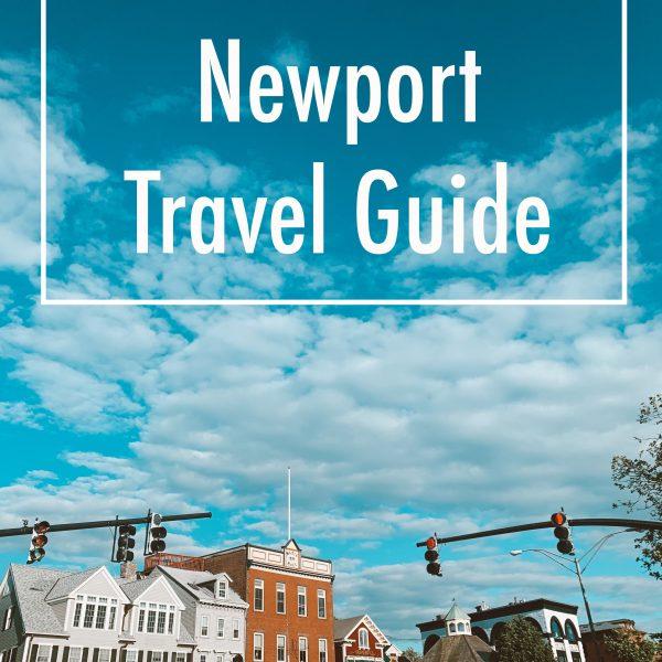 Travel Diary: Newport, Rhode Island