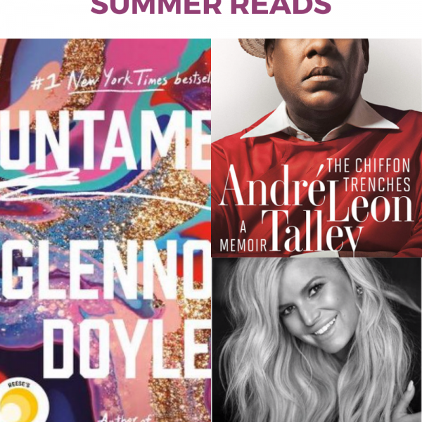 5 Easy and Fun Summer Reads