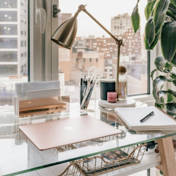 How to Create the Perfect (and Most Organized) at Home Office
