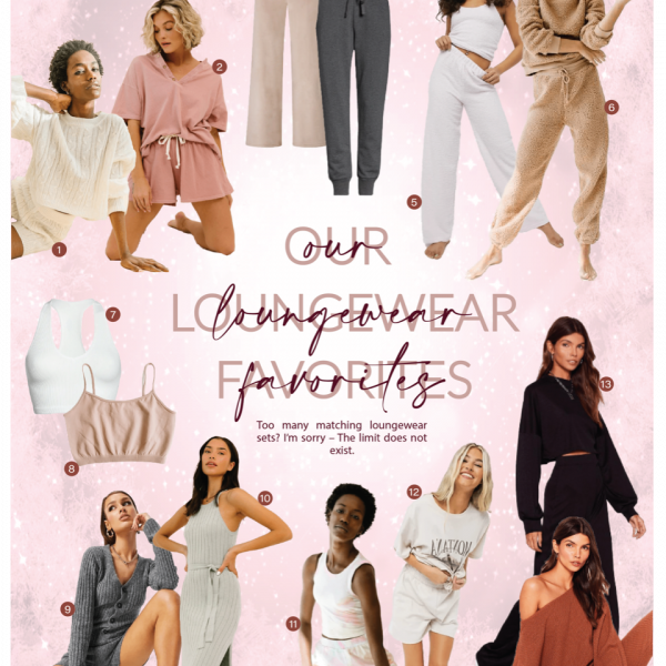 Our Loungewear Must Have's
