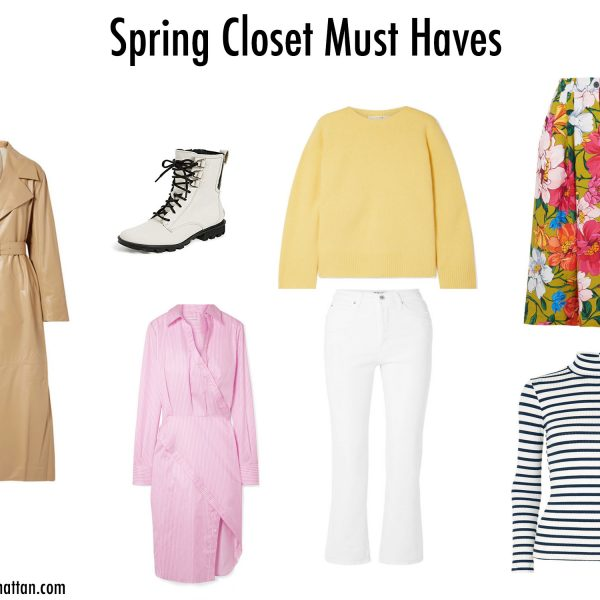 Spring Time Closet Must Haves