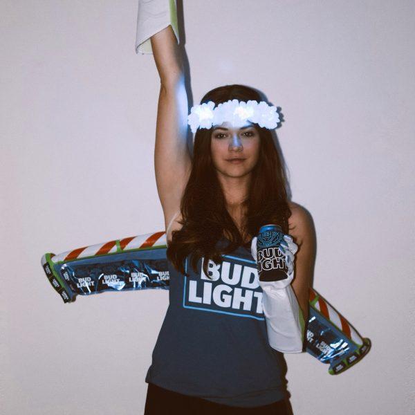 Easy AF Halloween Costumes: Part III, Bud Light Year