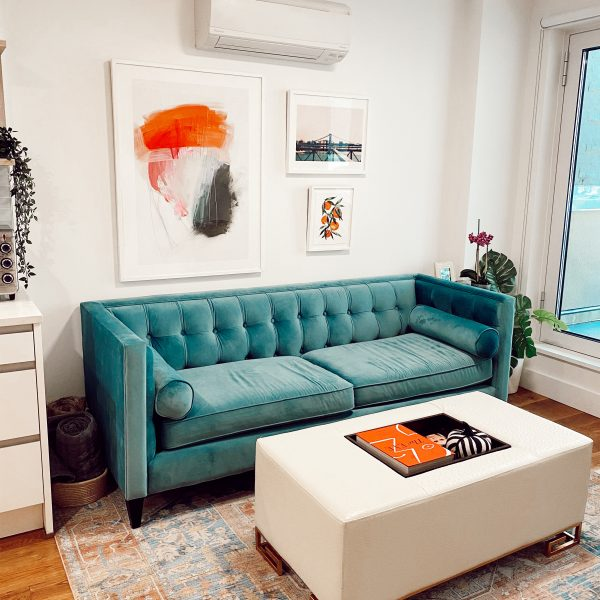 Courtney's Brooklyn Apartment Tour & Links