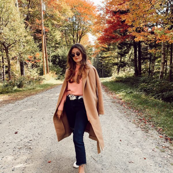 Fashionable Transitional Coats for Colder Weather