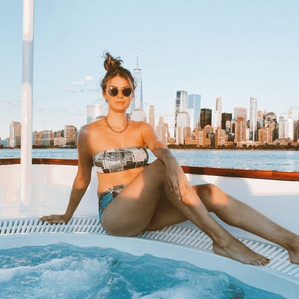 A Hot Tub Tour in NYC?!