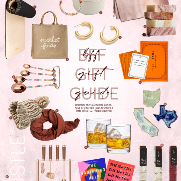 Gift Guide 2020: For The BFF