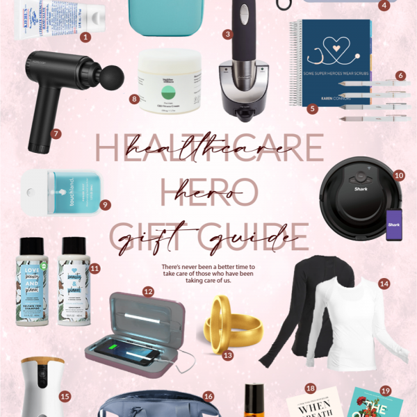 Gift Guide 2020: For The Healthcare Worker