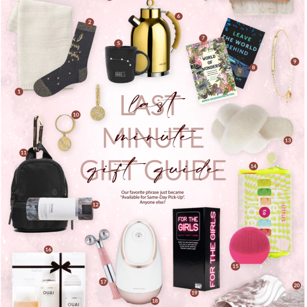 Last Minute Under $50 Gift Guide