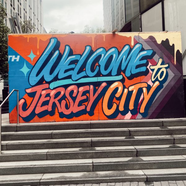 Travel Diary: A Weekend in Jersey City